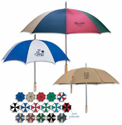 60 inch Golf Umbrella and 48inch Arc Umbrella